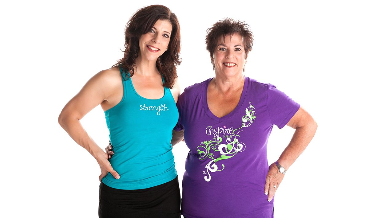 My Inspire Wear is inspirational fitness apparel made of bamboo